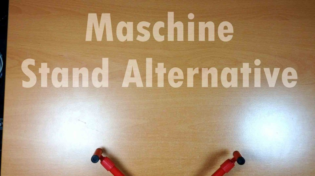 NI-Maschine-Stand-Alternative